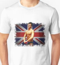 Tom Daley and Union Jack Unisex T-Shirt