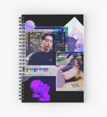 DPR VAPORWAVE Spiral Notebook