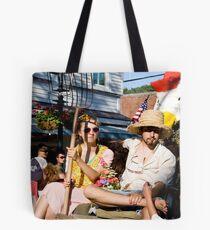 Pitchfork Pair Tote Bag