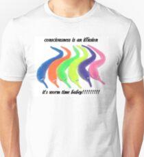 Camiseta unisex ¡La muerte es inevitable!
