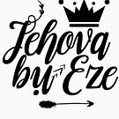 Jehova bu Eze - Igbo Inspired Christian T-Shirt by Learn Igbo Now