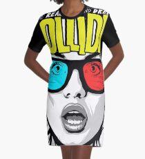 Collide Graphic T-Shirt Dress