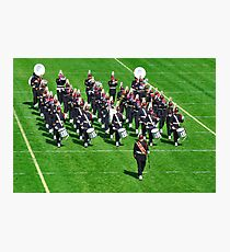 Delta Band Photographic Print