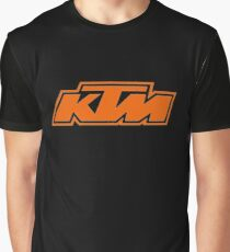 KTM Enduro Grafik T-Shirt