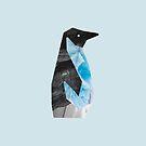 Chill Penguin by NoirPineapple