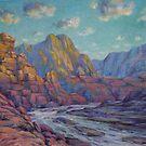 Canyon Sunrise by HDPotwin