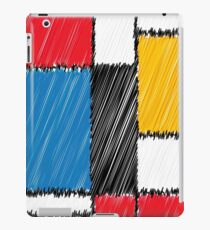Color dutch iPad Case/Skin
