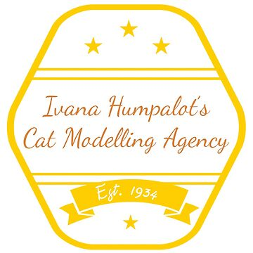 The World Famous Ivana Humpalot's Cat Modelling Agency by aughtie