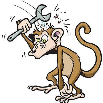 Monkey Wrench by dgilbert