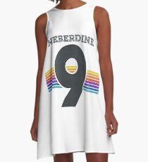 Neberdine 9 Maniac A-Line Dress