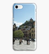 Plaza Sta Ana iPhone Case/Skin