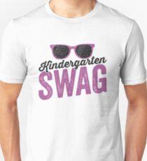 Kindergarten Swag FIrst Day of School Shirt Unisex T-Shirt