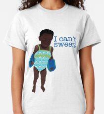 I Can't Sweem. Classic T-Shirt