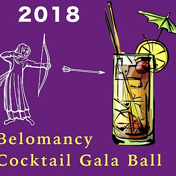 The 2018 Belomancy Cocktail Gala Ball by aughtie