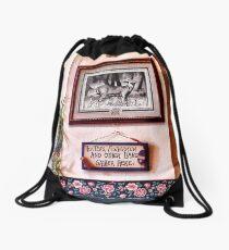Down Home Drawstring Bag