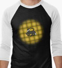Badger House Plaid Baseball ¾ Sleeve T-Shirt