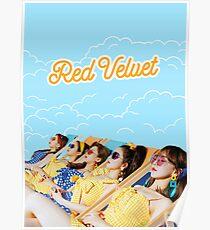 Póster Red Velvet