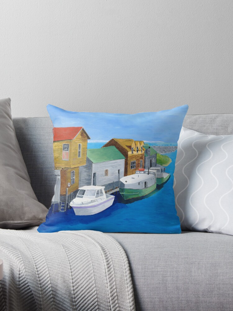 Fishtown by Rodney Campbell