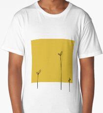 simple plants Long T-Shirt