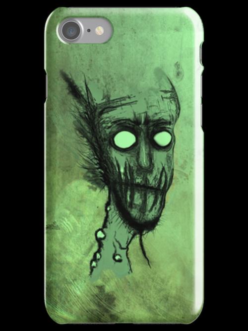 Zombie Green by suewen