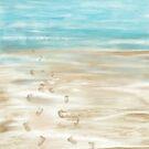 Zu zweit am Meer von Christine Krahl