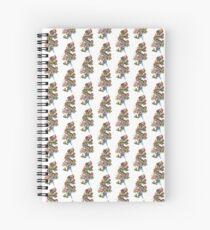 Dragon Tat Spiral Notebook
