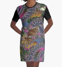 D1G1TAL-M00DZ ~ GALLIMAUFRY ~ Spring Rain by tasmanianartist Graphic T-Shirt Dress