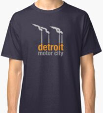 Detroit Motor City Classic T-Shirt
