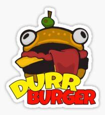 Durr Burger Sticker