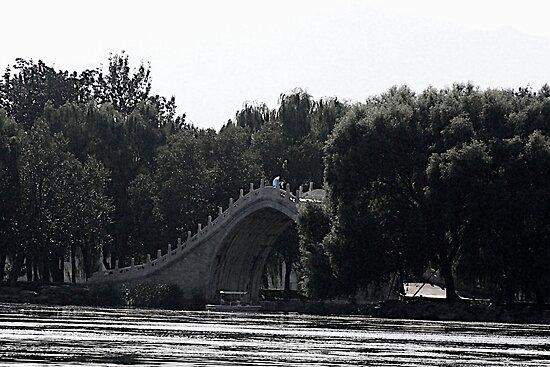 China's Lake Kunming by csegalas