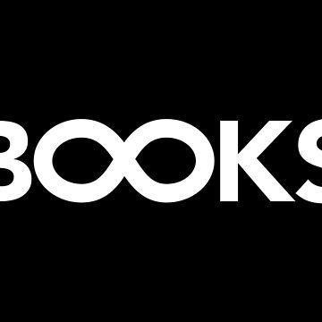 B∞ ks // Bücher mit Infinity-Symbol von hocapontas