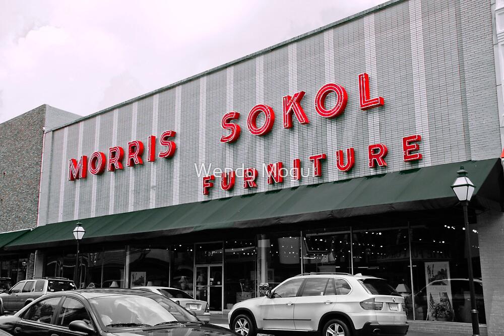 Morris Sokol Furniture By Wendy Mogul