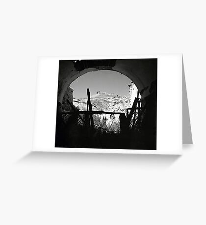 Two Tree Hill Greeting Card