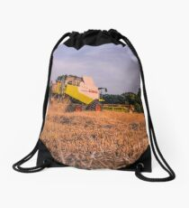 Claas Lexion 570 Harvest 2018 Drawstring Bag