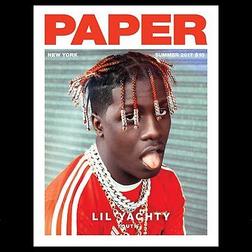Lil Yachty Paper by irfanbacem