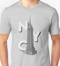 NYC Empire State  Unisex T-Shirt