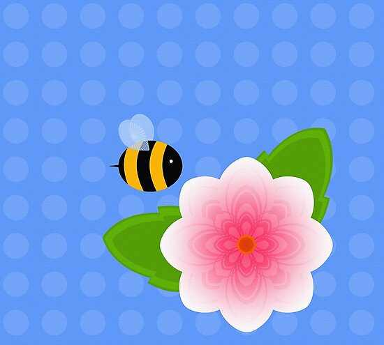 Bumble Blossom by notanangel81