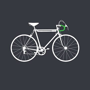 Cyclist road racer bicycle Race bike cycling by Buno