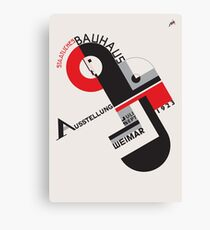 Bauhaus#6 Canvas Print