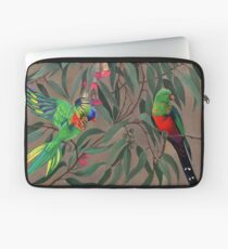 Birds from Paradise. Rosellas Laptop Sleeve