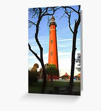 Ponce de Leon Light Greeting Card