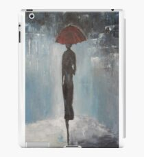 Alone in the night iPad Case/Skin