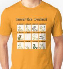 meet the worms T-Shirt