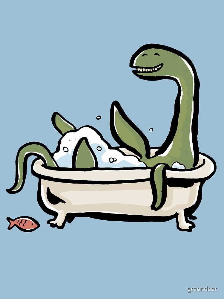plaisiriosaurus by greendeer