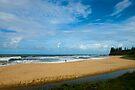 Empty Beach by Extraordinary Light