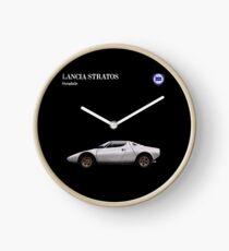 LANCIA STRATOS Clock