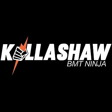 Killashaw - TJ Dillashaw: BMT Ninja White by MillSociety
