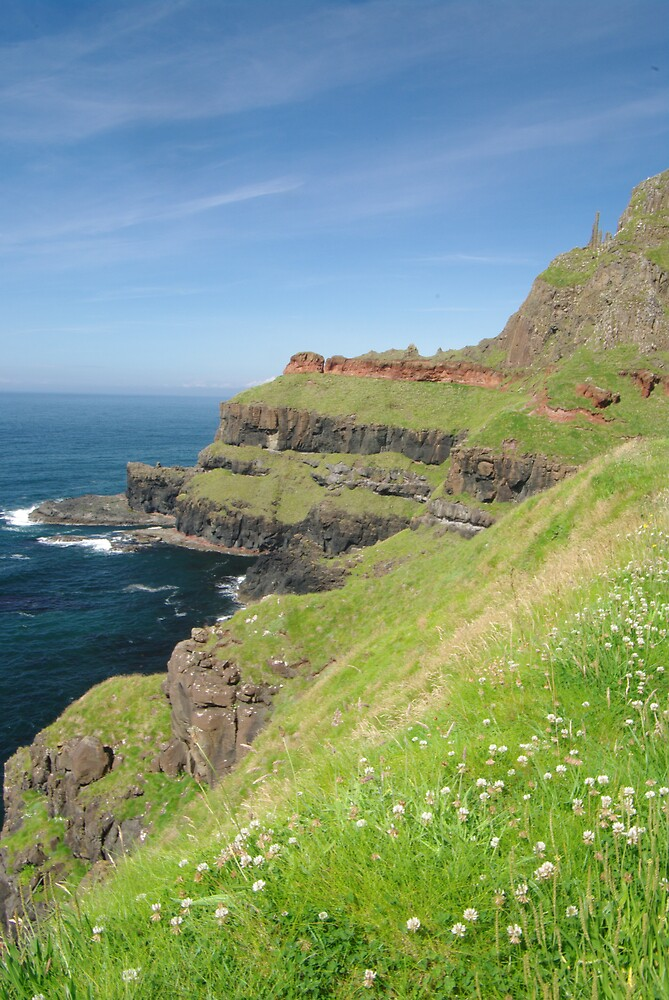 Giants Causeway, Northern Ireland by madmac57