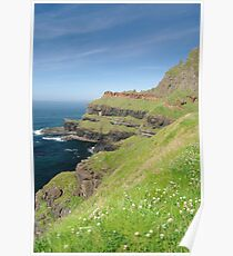 Giants Causeway, Northern Ireland Poster