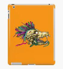 Wolf Skull iPad Case/Skin